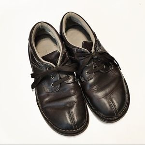 Men's Dr. Martens Brown Leather Shoes Sz 11